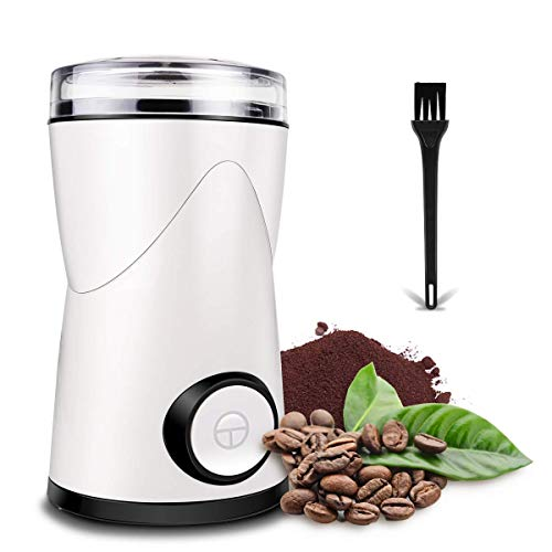 morpilot Electric Coffee Grinder,Spice Grinder,70g Capacity 150w with Stainless Steel...