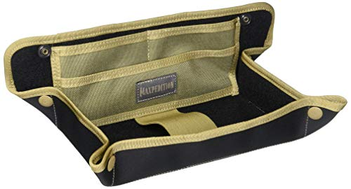 Maxpedition Gear Tactical Travel Tray, Khaki, One Size (1805K)