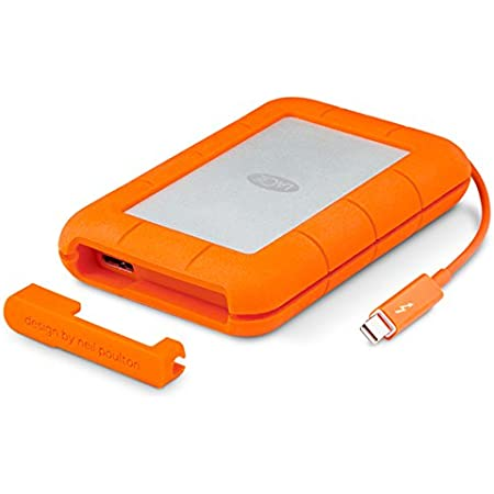Lacie Rugged Thunderbolt 250gb Ssd External Portable Computers Accessories