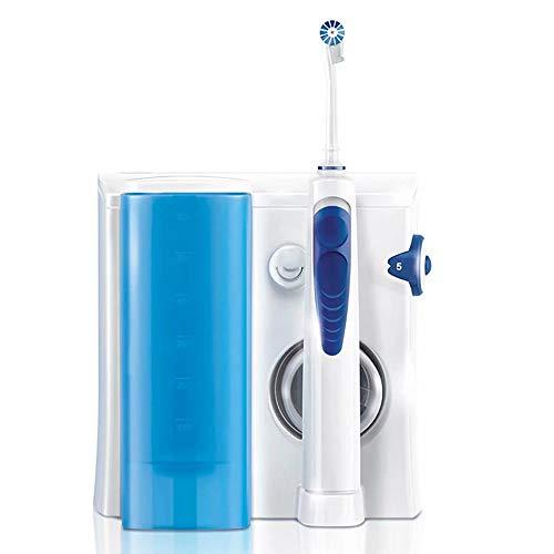Irrigador Oral Agua flossing Dientes Rojos Cuidado en el hogar Cepillo de...