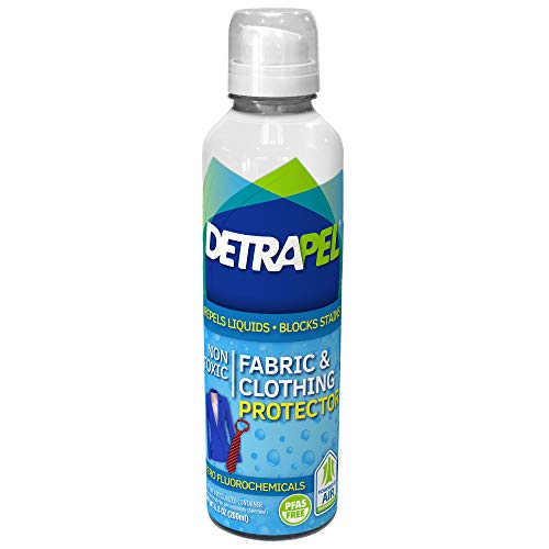 DetraPel Fabric & Clothing Protector - 6.8 oz. (200ml) - As Seen on Shark Tank