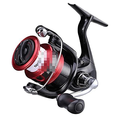LXRZLS Original FG 2000 2500 2500HG C3000 Reel de Pesca Spinning AR-C Spool Engranaje 3D Agua Salada Aparejos de Pesca (Color : 1000)