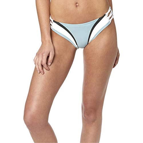 Fox Racing Damen Dixie LACE UP Swim Bottom Bikinihose, Citadel, Small