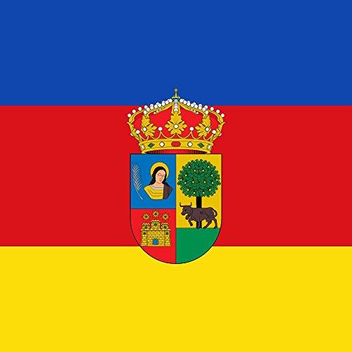 magFlags Bandera Large Municipio de Alfoz de Santa Gadea Castilla y León   1.35m²   120x120cm