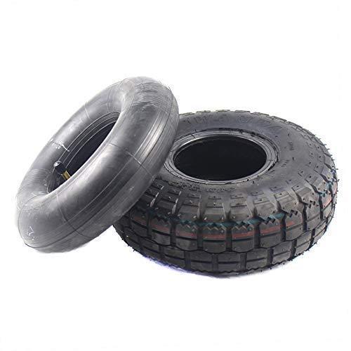 Neumáticos amortiguadores para Scooters eléctricos 4,10/3,50-4 Neumático para neumático de Scooter eléctrico Mini neumático de Rueda ATV