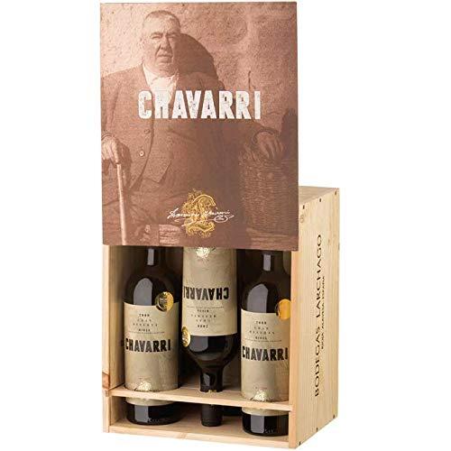 Bodegas Larchago Chavarri Rioja Gran Reserva Tempranillo 2000 trocken (1 x 0.75 l)