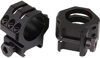 Weaver Tactical Rings 30mm, Six Hole, Medium, Matte