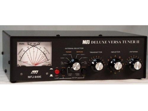 MFJ Unternehmen Original MFJ-949E 1.8-30 MHz 300 Watt Deluxe Versa Tuner II Antenne Tuner von MFJ Unternehmen