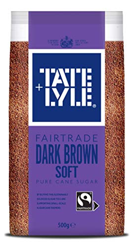 Tate Et Lyle Sucre Mou Fairtrade Sombre Brun De Canne (500G)