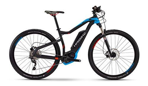 """HAIBIKE Xduro HardNine RC - Bicicletas eléctricas Hombre - 29"""" azul/negro Tamaño del cuadro 45 cm 2016"""