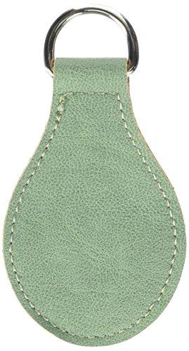 O bag Damen Coppie Gocce Handtasche, Grün (Salvia), 5x2.5x8 cm