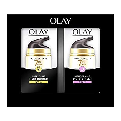 Olay Total Effects Moisturiser Day and Night Cream, 37ml by Procter Gamble