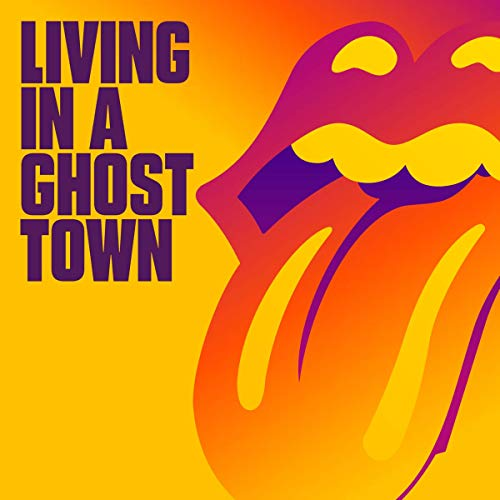 Living in a Ghost Town [VINYL]