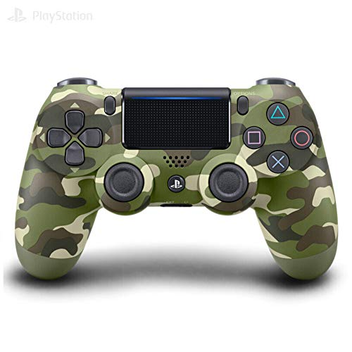 LUOLIN Controlador inalámbrico DualShock 4 para Playstation 4-camouflagegreen