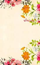 Journal: Floral Theme - Wide Ruled Composition Notebook - Blank Lined Notepad - Multi Purpose Writing Diary (300 Pages of Notebook Journaling)