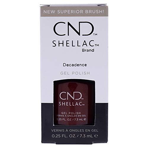 CND Shellac Decadence - 7.3 Ml