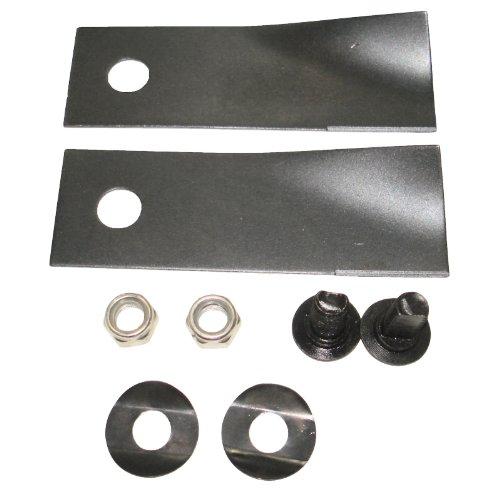 Set lame et boulon pour Rover 18 cm et 20 cm