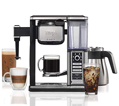 Ninja Coffee Bar System Model CF097