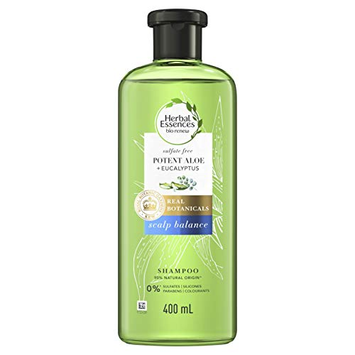 Herbal Essences Sulphate-Free Potent Aloe + For