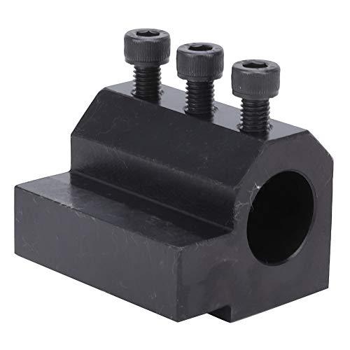 Weikeya Inner Diameter Auxiliary Tool Holder, Steel Made Tool Feed Speed Tool Rigidity Carbide Turning Insert