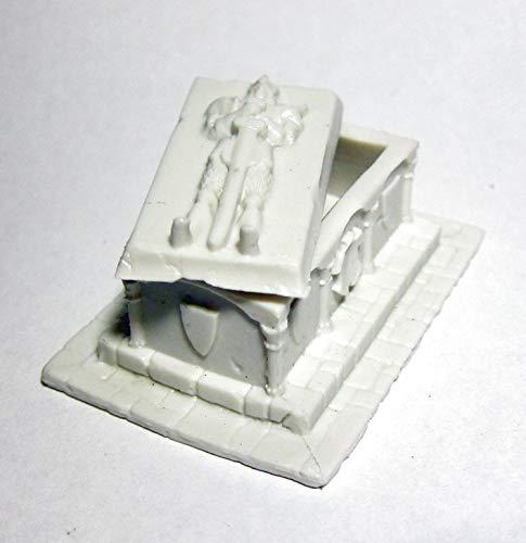 Pechetruite 1 x Large Sarcophagus - Reaper Bones Miniatura para Juego de rol Guerra - 77540
