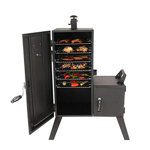 Dyna Glo DGO1176BDC-D Charcoal Offset Smoker Review