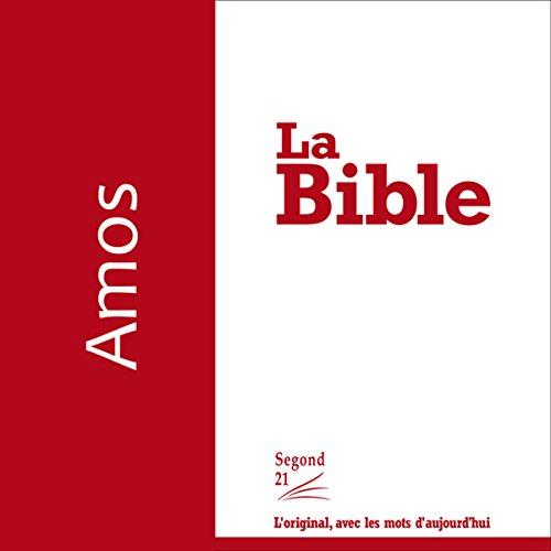 Couverture de Amos - version Segond 21