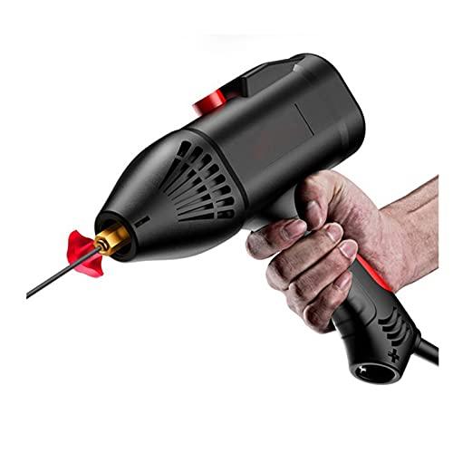 Máquina de soldadura de arco eléctrica de 4000W Handheld Máquina de soldadura inteligente digital automática Empuje de corriente de corriente para 2~14 mm Espesor de soldadura