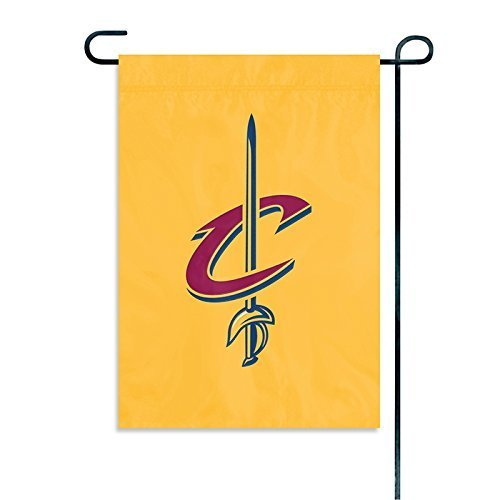 Party Animal Cleveland Cavaliers Garden Flag, 11 x 15 by Party Animal