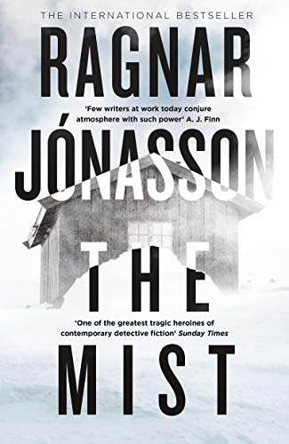 The Mist: Hidden Iceland Series, Book Three by [Ragnar Jónasson, Victoria Cribb]