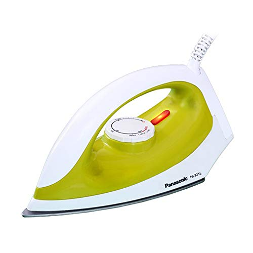Panasonic NI-321L 750-Watt Dry Iron (Lemon Green)