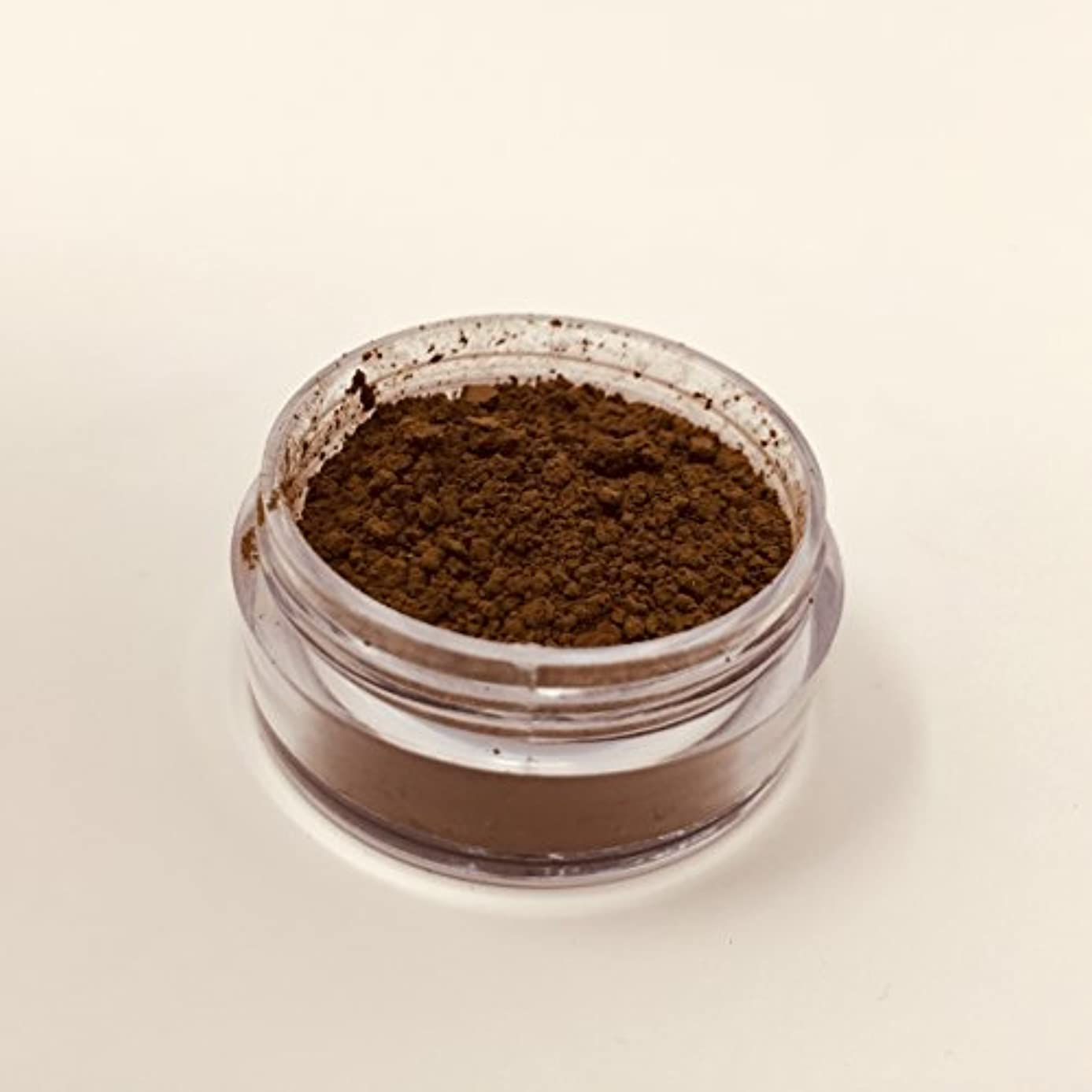The Magic Chameleon Crafts Company. Thermochromic Temperature Activated Pigment - Multiple Colors and Different Temperature Changes Available. Changes at 88?F (31 ?C) (2g, Coffee to Green)
