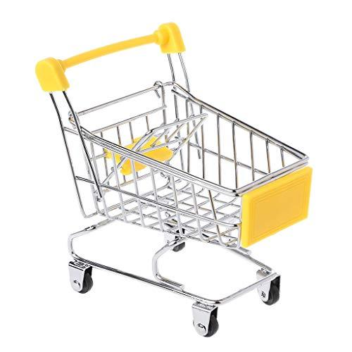 Carrito de la compra para niños, Mini supermercado, carros de utilidad, cesta...
