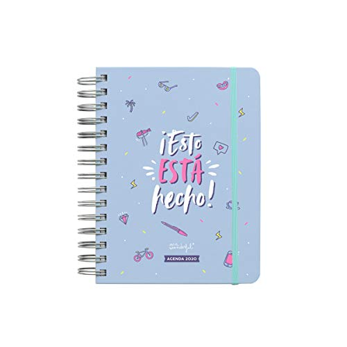 Mr. Wonderful, Agenda Annual 2020