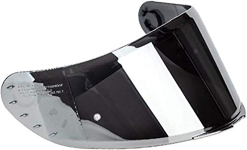 Pantalla Casco targo Plata mt-v-14 Blade 2, Rapide y kre Original MT Helmet