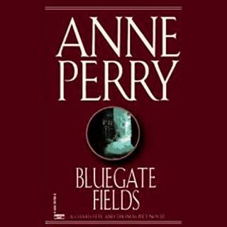 Bluegate Fields audiobook cover art