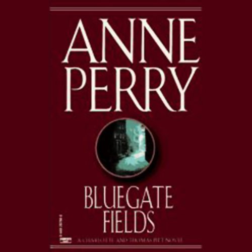 Bluegate Fields audiobook cover art