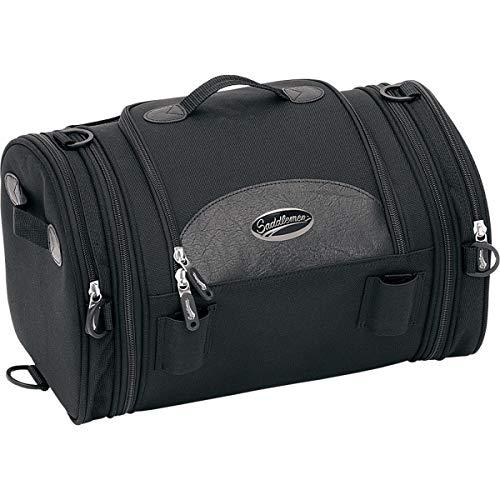 Saddlemen 3515-0075 Deluxe Rolltasche, schwarz