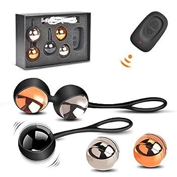 Kegel Balls Exercise Weights Ben Wa Balls Kit for Women Bladder Control