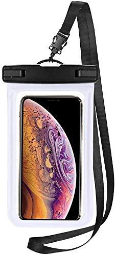 Wicket Waterproof Phone Case, Universal IPX8 Underwater Dry Bag Full...