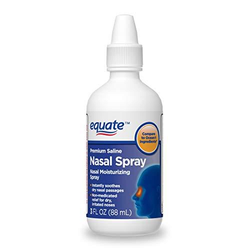 Equate - Saline Nasal Spray, 3 oz