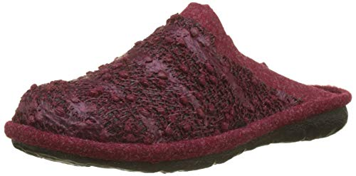Romika Damen Mikado 103 Pantoletten, Rot (Bordo 410), 41 EU