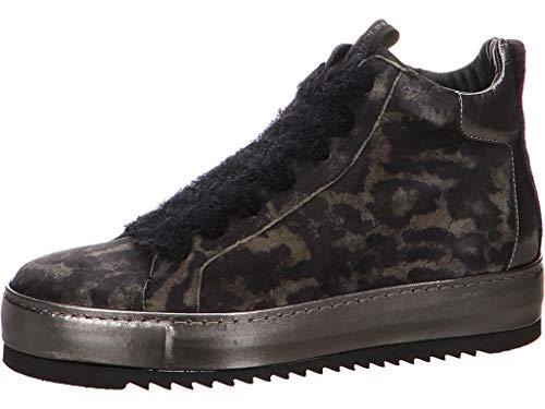 Donna Carolina Damen Sneaker 40.168.140 40.168.140 011 grau 748124