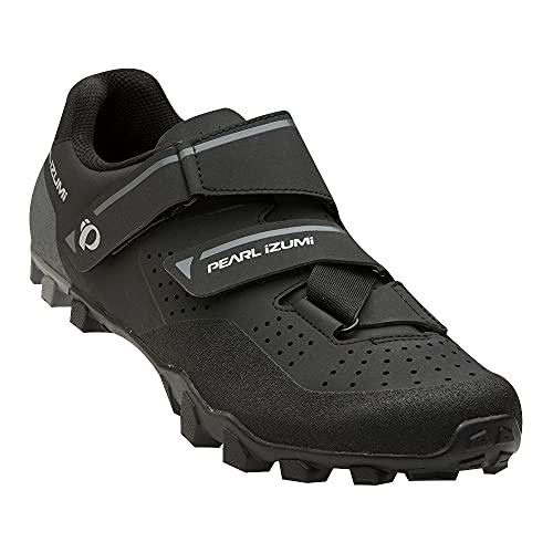 PEARL IZUMI Women's X-Alp Divide Cycling Shoe, Black/Black, 37.0
