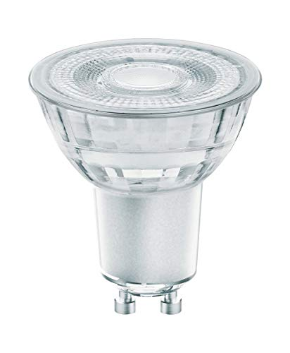 Osram Superstar Par16 – Lámpara LED reflectora, GU10, color blanco, 50W