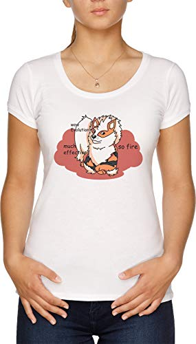 Arcedoge Camiseta Mujer Blanco