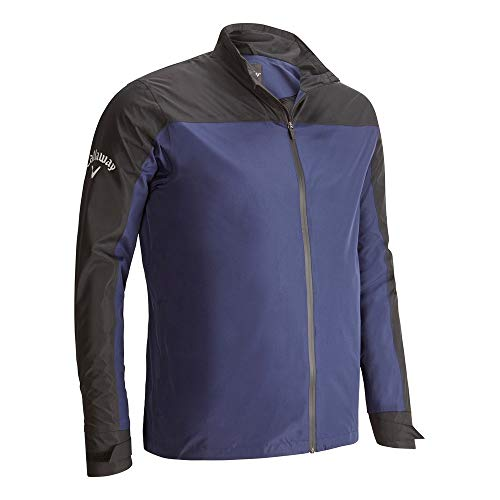 Callaway Mens Corporate Waterproof Jacket (XL) (Peacoat)
