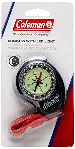 Bússola com LED, Coleman