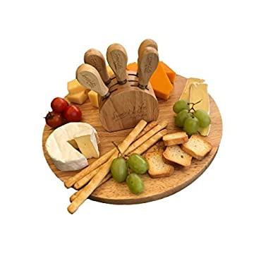 Sweet Life by Andie Cheese Board & Tool Set
