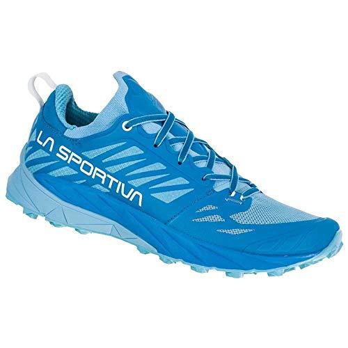 LA SPORTIVA Kaptiva Woman, Zapatillas de Trail Running Mujer, Neptune/Pacific Blue, 38 EU